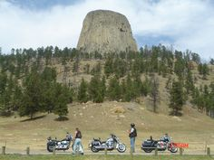 """Yea I know, """"the three stooges"""". Motorcycle Rallies, The Three Stooges, Monument Valley, Mount Rushmore, Mountains, Nature, Travel, Naturaleza, Viajes"""