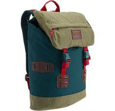 Tinder Backpack– Burton, I like these colors
