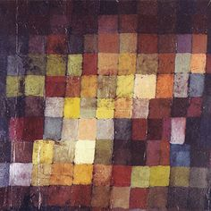 BAUHAUS | DESIGNER | PAUL KLEE | 1879 - 1940
