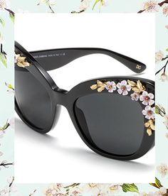 Eyewear Dolce & Gabbana | Almond Flowers. Gorgeous!