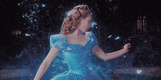 Discover & share this Cinderella GIF with everyone you know. GIPHY is how you search, share, discover, and create GIFs. Cinderella Live Action, Cinderella Movie, Cinderella Disney, Cinderella Dresses, Disney Dream, Disney Love, Disney Magic, Walt Disney, Cinderella Aesthetic