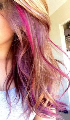 Colorful highlights!