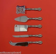 Old Master by Towle Sterling Silver Cheese Server Serving Set 2pc HHWS  Custom