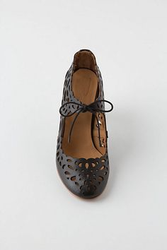 Plucked Petals Mary-Janes - Anthropologie.com $238.00