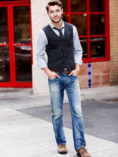 Tailored Vests - Sweaters & Vests | Men's Wearhouse