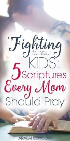 Bible Verses to Live By:Amazing way to pray for your children using God's Word! Prayer For My Children, Prayer For You, Moms In Prayer, Bible Verses For Children, Bible Verse For Moms, Family Prayer, Prayers For Baby Boy, Prayers To Pray Over Children, Bible Verses About Family