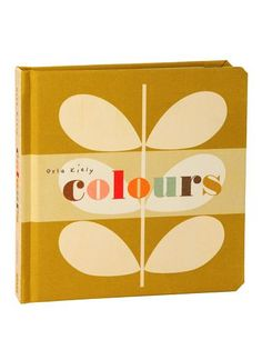 Orla Keily colours by Orla Kiely. Explore the wonderful world of the colours with this lovely board book.