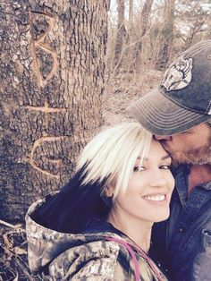Gwen and Blake