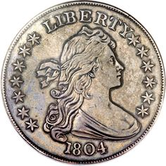 "Silver dollar known as ""The King of Coins"" has sold for more than $3.8 million. Greg Rohan, president of Heritage Auctions of Dallas, says the coin, which is dated 1804, was actually made in 1834 or 1835 and is one of only eight known of its kind. He says it was made on behalf of President Andrew Jackson and intended be given as a diplomatic gift during trade missions to Asia and the Middle East. The coin was valued at $3 million prior to auction, Friday, Aug. 9, 2013."