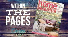 Interior Design Magazines: Home Beautiful October 2015Design Library AU