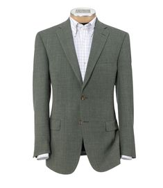 Traveler 2-Button Sportcoat Big and Tall CLEARANCE