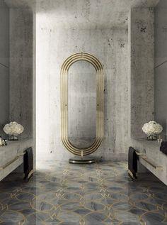 This Floor  #Luxurybathrooms #bathroomcabinetsluxury
