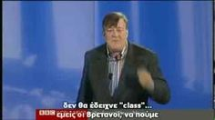 Stephen Fry: Let's return the Parthenon marbles - YouTube Parthenon, Greece Travel, Bring It On, Marbles, Greek, Youtube, Greece Vacation, Greece, Youtubers