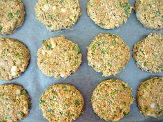 Vegan Vegetarian, Vegetarian Recipes, Healthy Recipes, Chickpea Burger, Tasty, Yummy Food, Meatless Monday, Fried Rice, Burgers