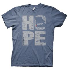 Hope for Joplin. Buy one now and proceedes go straight to disaster relief in Joplin. $10  I bought 4 of these