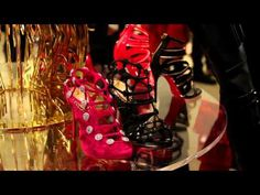 Christian Louboutin event in Beverly Hills  the collaboration with L.A. graffiti/street artists.