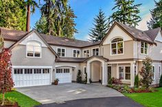 Traditional House Plan with Bonus Room Included - 23721JD   Architectural Designs - House Plans
