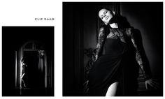 ELIE SAAB Autumn Winter 2010-11 AD Campaign