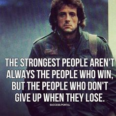 Best quotes from motivational life Quotes – Motivation and … – Quotes World Rocky Quotes, Rocky Balboa Quotes, Motivacional Quotes, Motivational Quotes For Life, Inspiring Quotes About Life, Movie Quotes, Success Quotes, Great Quotes, Quotes To Live By
