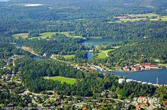 Trollhattan, Zweden #scandinavie #vakantie #zweden