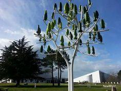 El 'árbol de viento', una innovadora fuente de energía eólica para la ciudad https://m.facebook.com/story.php?story_fbid=10158529379235068&substory_index=0&id=179495650067