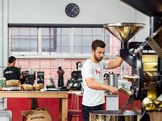 Joe from Rumble Coffee Roasters believes that their website and social media accounts have been important avenues for building brand awareness and driving sales: http://auspo.st/2dczeon  #SmallBizAU #RumbleCoffeeRoasters #OnlineSelling