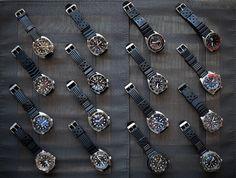 Insane collection of Seiko divers