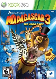 Madagascar 3 The Video Game Xbox 360 By D3 Publisher You Can