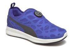 Tennarit Disc S Ignite Str Foam W Puma 3/4-näkymä Stan Smith, Adidas, Puma, Nike, Air Max, Slip On, Fitness, Sneakers, Shoes