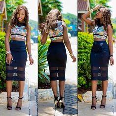 NaijaGirlsKillingIt: @moniqsonie ✨ #naijagirlskillingit