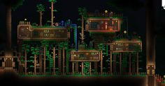 little forest village (not fishined yet) - Imgur