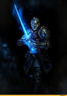 Dark Souls, fandom, DS art