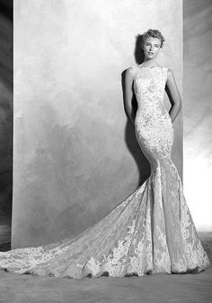 Atelier Pronovias VERNA Wedding Dress - The Knot