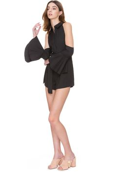 C/MEO COLLECTIVE SHOW ME PLAYSUIT