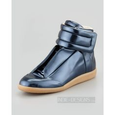 4815d3f91e5f Shop Men s Maison Margiela High-top sneakers on Lyst. Track over 1120 Maison  Margiela High-top sneakers for stock and sale updates.