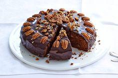 Op en top chocolade! We love it! Recept - Amerikaanse chocoladetaart - Allerhande