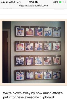 Things to do with printstagram
