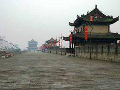 City Wall. Xian, China.