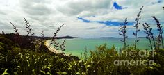 Eastern Beach Lookout From the lookout at Eastern Beach, Auckland, New Zealand.