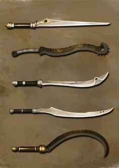 speciality weapons