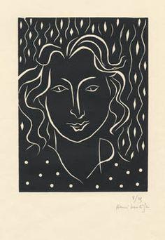 Expo : Matisse et la gravure, l'autre instrument