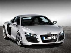 Audi R8- Now that's a sexy car!