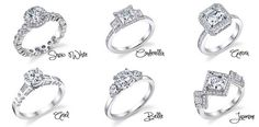 Disney Princess Inspired Engagement Rings - disney-princess Fan Art