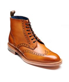 Barker Butcher | Barker Shoes - Andersons of Durham