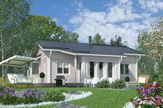 Eemeli log bungalow