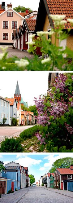 Västervik, Småland, Sweden - love this village What A Wonderful World, Wonderful Places, Great Places, Beautiful Places, Places To Visit, Voyage Suede, Kingdom Of Sweden, About Sweden, Visit Sweden