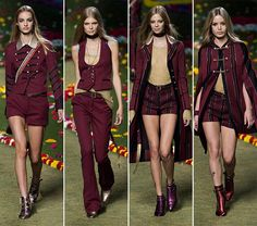 Tommy Hilfiger Spring/Summer 2015 Collection - New York Fashion Week ...