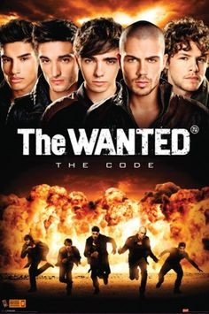 The Wanted (Blippar) - plakat - 61x91,5 cm  Gdzie kupić? www.eplakaty.pl