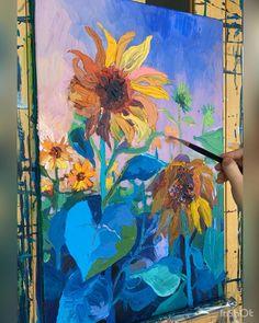 Acrylic Art, Painting Techniques, Art Tutorials, Creative Art, Amazing Art, Watercolor Art, Art Drawings, Painting Art, Paintings