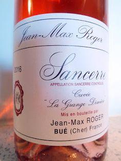 Jean-Max Roger La Grange Dimière Sancerre Rosé 2016 (90 pts)